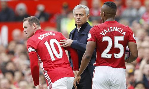 Mourinho trách học trò chơi dưới sức