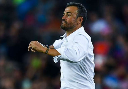 HLV Barca bất ngờ vì chiến thuật của Alaves