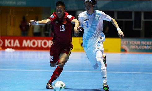 Futsal Việt Nam 3-2 Futsal Guatemala: Ruiz rút ngắn cách biệt