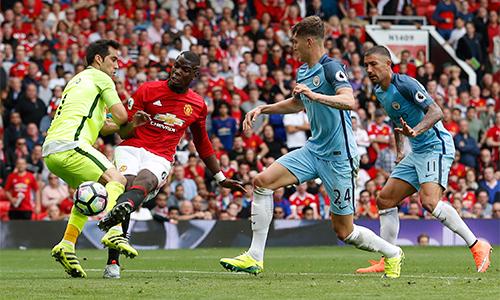 Man Utd lập kỷ lục doanh thu tại Anh quốc