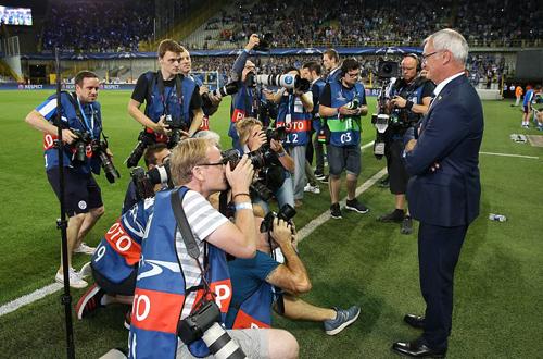 "Ranieri: ""Leicester khởi đầu hoàn hảo, muốn tiến xa ở Champions League"""