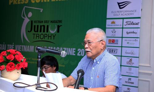 Sân chơi mới cho các golf thủ nhí Việt Nam