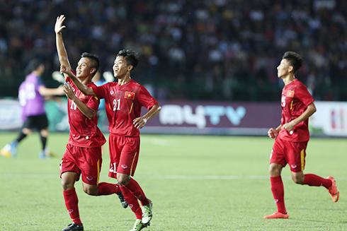 U16 Việt Nam bắt đầu chiến dịch săn vé dự World Cup