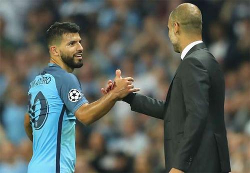"""Aguero: """"Tôi ghi nhiều bàn hơn trước nhờ Guardiola"""""""