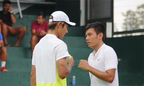 Lý Hoàng Nam lỡ cơ hội vô địch Vietnam F4 Futures