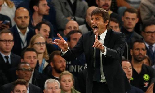 """Conte: """"Chelsea thiếu sự tập trung của một đội bóng lớn"""""""