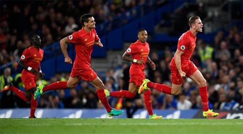 """Klopp: """"Liverpool đã chơi như điên"""""""