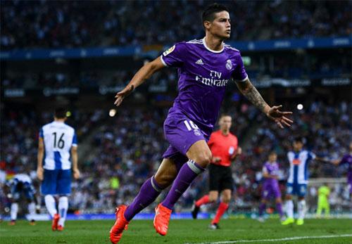 Real tái chiếm vị trí số một Liga dù mất Ronaldo và Bale