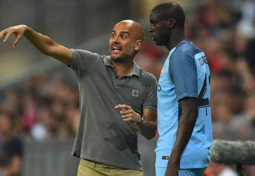 """Đại diện của Yaya Toure: """"Guardiola cười với bạn rồi sau đó phản bội"""""""