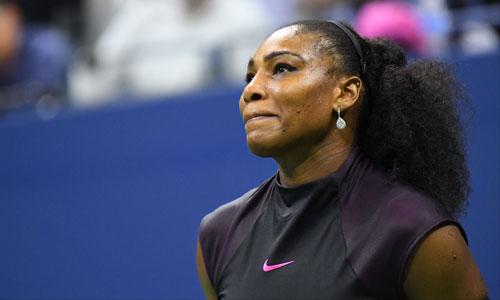 Serena không vội lấy lại ngôi số một thế giới