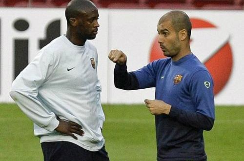"""Đại diện của Toure: """"Guardiola bất tài, ăn may"""""""