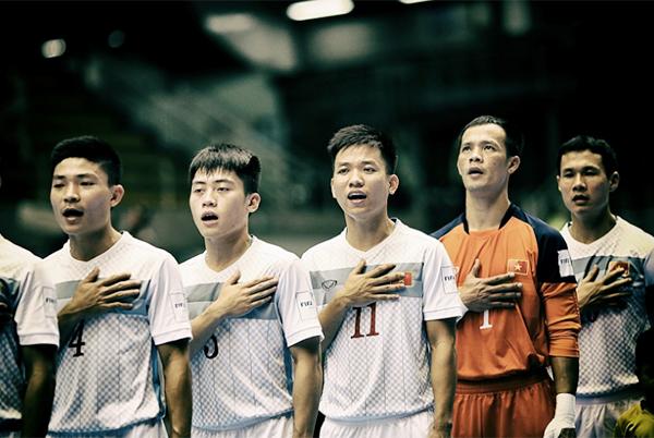 Video: Futsal Nga vs Futsal Việt Nam