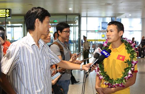 """Đội trưởng Bảo Quân: """"Futsal Việt Nam còn dự nhiều World Cup nữa"""""""