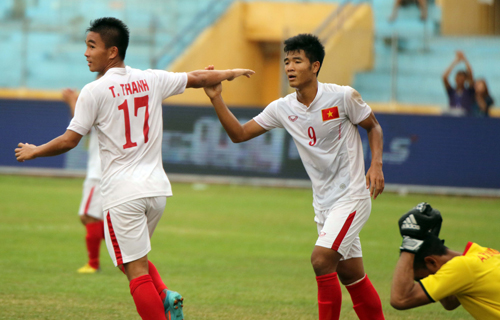 Video: U19 Việt Nam vs U19 Đông Timo