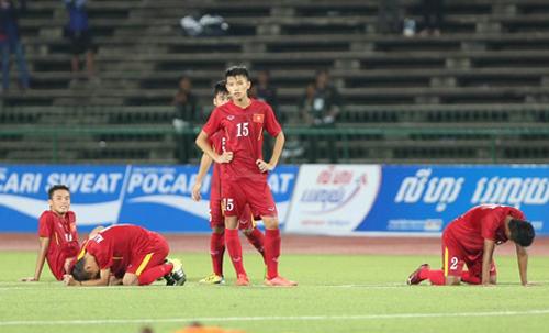 Việt Nam vỡ mộng dự U17 World Cup