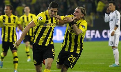 Dortmund - Real Madrid: Chuyện giàu nghèo trong bóng đá