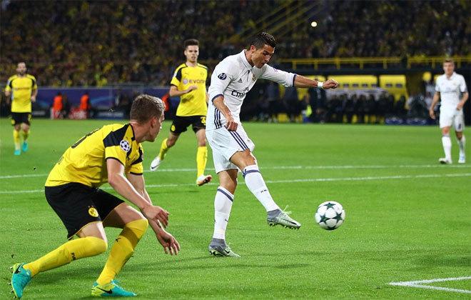 Ronaldo và nụ cười không trọn vẹn tại nước Đức - ảnh thể thao