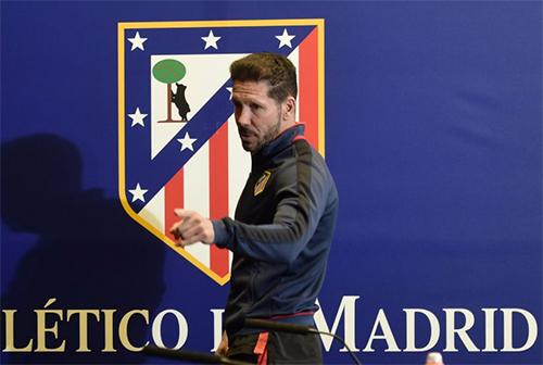 Atletico và nỗi lo về tương lai vắng Simeone