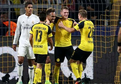 Real hòa trận thứ ba liên tiếp, dù Ronaldo ghi bàn