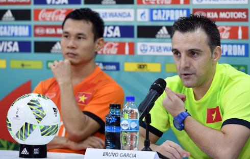 Bảo Quân thay HLV Bruno, dẫn dắt tuyển futsal Việt Nam