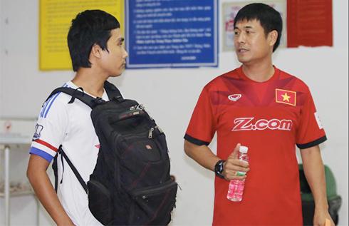 Cầu thủ nghiệp dư xin thử việc ở tuyển Việt Nam