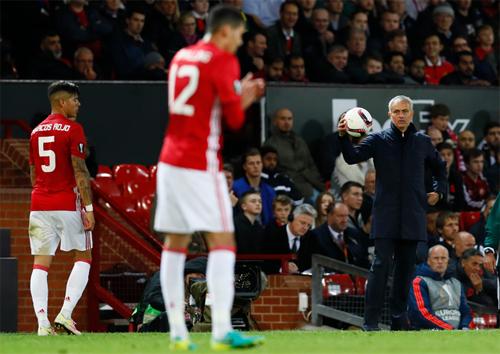 """Mourinho: """"Tôi cần thêm thời gian ở Man Utd"""""""