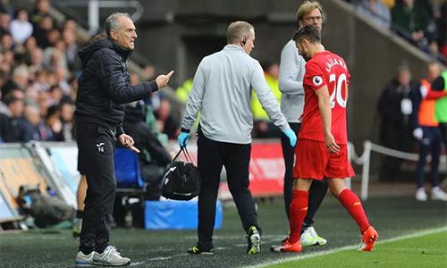 Tuyển Anh nhận tin buồn từ trận thắng của Liverpool