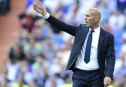 """Zidane: """"Đừng phát điên lên vì Real hoà khi đây mới là tháng 10"""""""