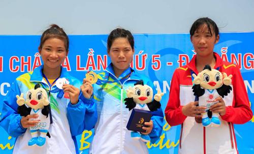 Việt Nam đứng đầu Đại hội Thể thao Bãi biển châu Á 2016
