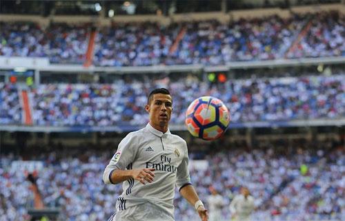 Ronaldo đặt mục tiêu chơi bóng đến năm 40 tuổi