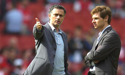 Villas-Boas bị Mourinho ghét sau khi tách riêng, xây nghiệp lớn