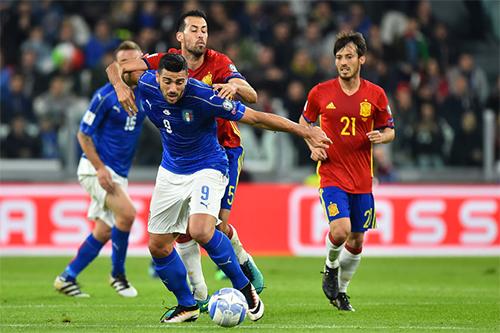 Sao tiền đạo bị đuổi khỏi tuyển Italy vì coi thường HLV trưởng