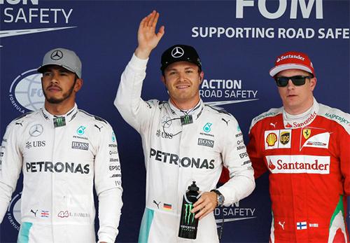 Rosberg giành pole tại Grand Prix Nhật Bản - ảnh 2