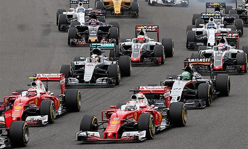 Rosberg về nhất tại GP Nhật Bản, Mercedes lên ngôi vương