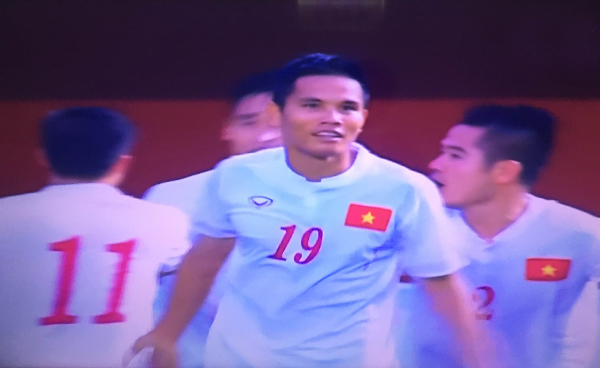 Việt Nam hoà Indonesia sau khi dẫn hai bàn