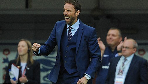 Tuyển Anh thắng trận đầu dưới trướng HLV Southgate