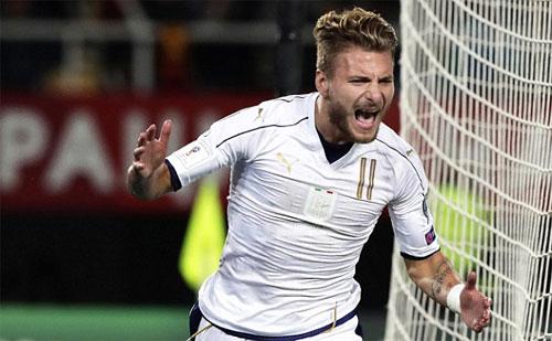 Italy ngược dòng thoát hiểm trong 15 phút cuối trên sân Macedonia
