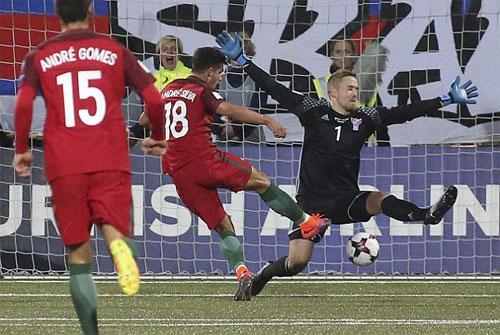 Bồ Đào Nha thắng trận 6-0 thứ hai liên tiếp trong ba ngày