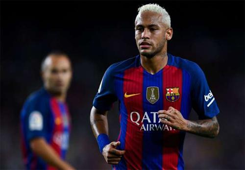 PSG dùng 250 triệu đôla để săn chữ ký Neymar