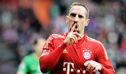 Ribery chê Griezmann chưa đạt đến đẳng cấp thế giới