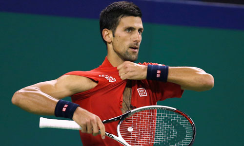 """Djokovic: """"Là con người, ai cũng có lúc thất bại"""""""