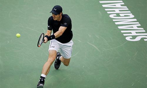 Murray vô địch Thượng Hải Masters, đe dọa ngôi số một của Djokovic