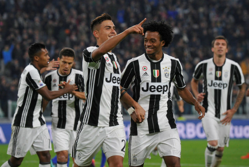 Dybala lập cú đúp, Juventus thắng ngược Udinese