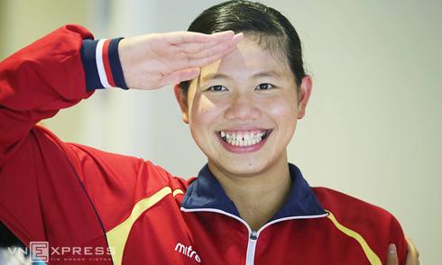 Ánh Viên đăng ký thi 17 nội dung tại giải vô địch quốc gia