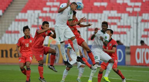 Thái Lan thảm bại, bị loại tại giải U19 châu Á