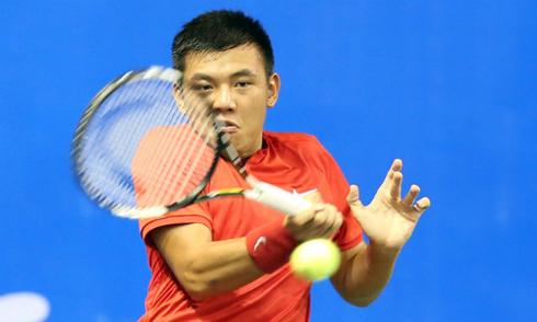 Lý Hoàng Nam tăng 49 bậc trên bảng điểm của ATP