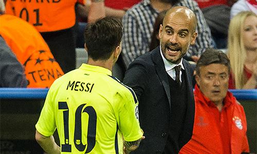 """Guardiola ví Barca như một """"cỗ máy"""" chơi bóng"""