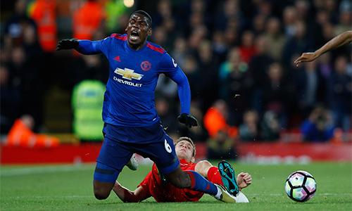 Nhà cái mở cửa đánh cược Pogba chia tay Man Utd vào hè tới