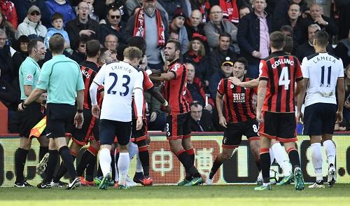 Tottenham bị cầm hòa, mất cơ hội lên đỉnh Ngoại hạng Anh