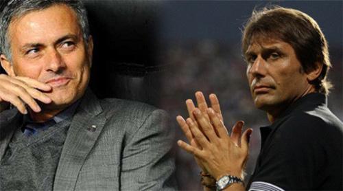 Conte muốn CĐV Chelsea thể hiện sự tôn trọng với Mourinho